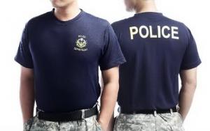 警用裝備 警專款排汗圓領衫(排汗B)