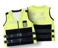 警用裝備 螢光綠反光背心