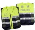警用裝備 螢光綠反光背心-夏季版