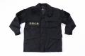 警用裝備 防爆小組戰術型防水透氣短大衣