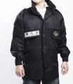 警用裝備 防水透氣勤務識別短大衣