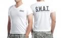 警用裝備 SWAT 排汗V領衫