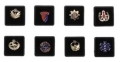 警用裝備 各式紀念徽章
